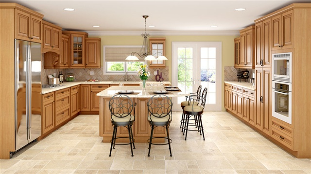 Kitchen remodeling photos kitchen cabinetry gallery for Aspen kitchen cabinets