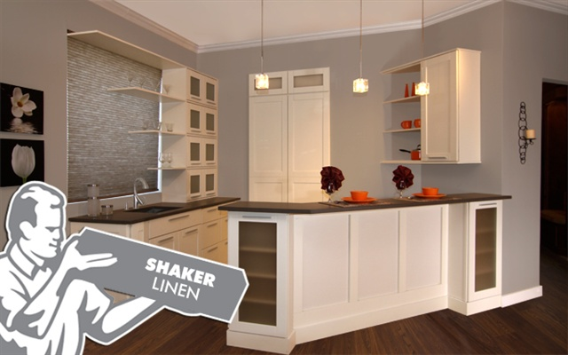 Fabuwood wood kitchen cabinets discount prices for Cost of wood cabinets